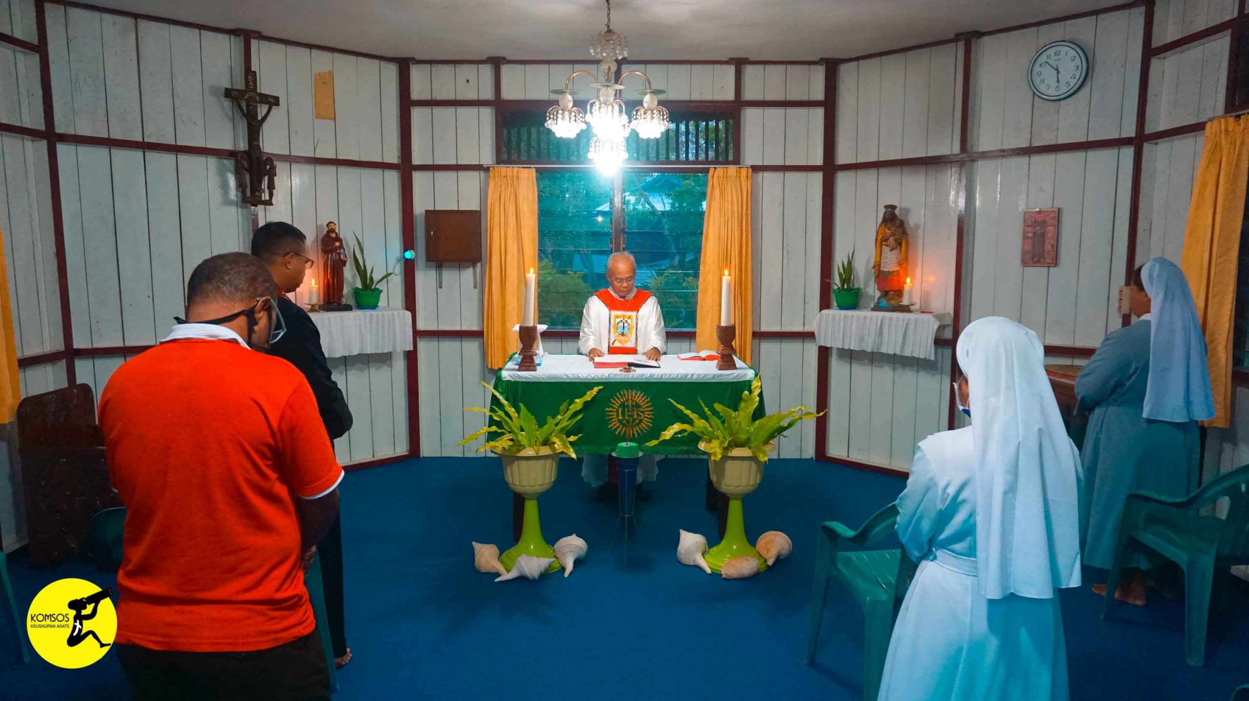 HUT Tahbisan Uskup Mgr. Alo